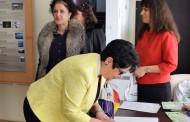 Директорът на РИОСВ-Бургас отличи с награди студенти и ученици