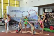 Олимпиадата продължава на морските летища