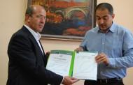 Приморско получи първи в страната сертификат за управление на горите