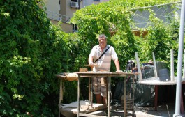Бургаският музей получи дарение – автоматично грънчарско колело