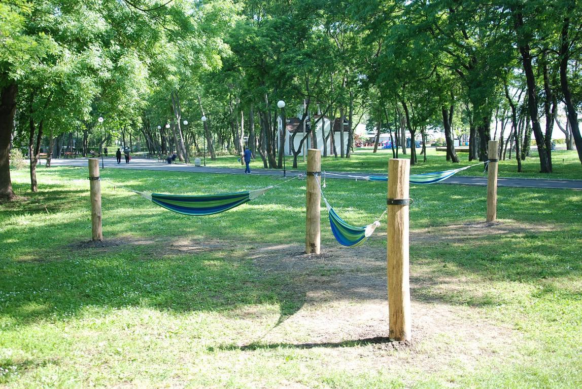 Общината: Няма да бъдат отсечени 450 дървета в Морската градина