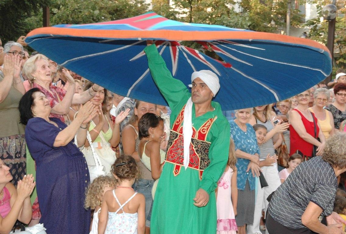 Вече са ясни съставите, които ще радват бургазлии в 45-я Международен фолклорен фестивал