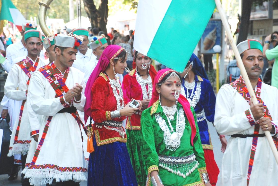 Започва Международния фолклорен фестивал