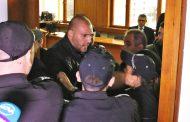 Гринго буйства в съда, викат допълнително охрана /видео/