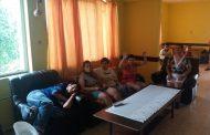 ГЕРБ – Майки дариха мебели на Дом за възрастни с умствена изостаналост в с. Факия