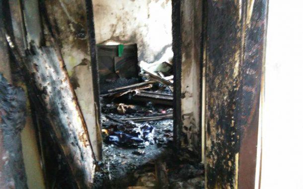 Евакуираха бл. 50 заради пожар. Огнеборци разбивали врати, за да будят хората /СНИМКИ/