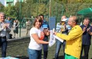 Наградиха победителите от футболния турнир на ГЕРБ /галерия/