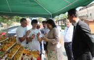 Министър Танева откри фестивала на Странджанския манов мед в Царево