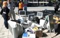Събраха много отпадъци в Несебър