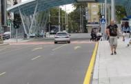 Пускат Централната автобусна спирка в неделя