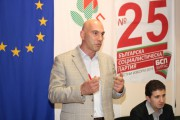 Николай Тишев обсъди с жители на Лазур и Братя Миладинови административното обслужване в община Бургас