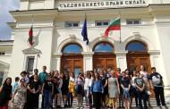 Втора група ученици от Поморие посетиха Народното събрание