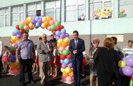 Кметът Димитър Николов откри учебната година в СУ