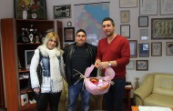 Момиче е първото бебе за 2017г. в община Царево