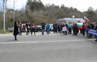 Стотици блокираха пътя за Царево! Искат ОУП