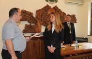 Новоизбраният кмет на Лозенец положи клетва