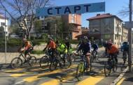 "14 колоездачи ""Предизвикаха Странджа"""