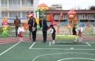 Нови детски площадки за децата на Царево