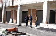Кметът на Несебър инспектира два строителни обекти