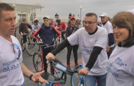 Станка Златева начело на велотур на ГЕРБ в Бургас