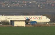 """Официално: Няма бомба на извънредно кацналия самолет на летище """"Бургас"""""""