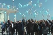 Балони полетяха за старта на кампанията на ГЕРБ в Бургас