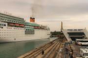 Neo Romantica откри круизите в Бургас, корабите пропускат Истанбул заради атентатите /видео/