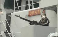 Дръзки отплава за операция  на НАТО