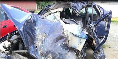 Тежка катастрофа на пътя Айтос- Карнобат с една жертва