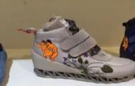 Детски обувки със сцени от Кама Сутра се появиха в магазините