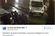 Заложническа драма след опит за банков обир във френски град