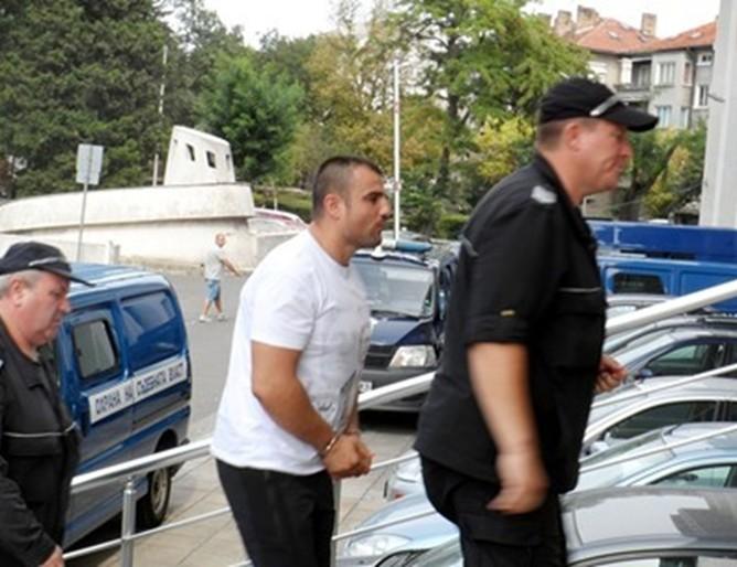 Гореща вода убила Горан Горанов в затвора