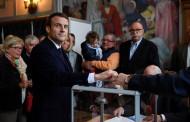 Еманюел Макрон печели първия тур на вота във Франция с 23,75%