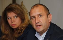 Новият президент Румен Радев положи клетва в парламента