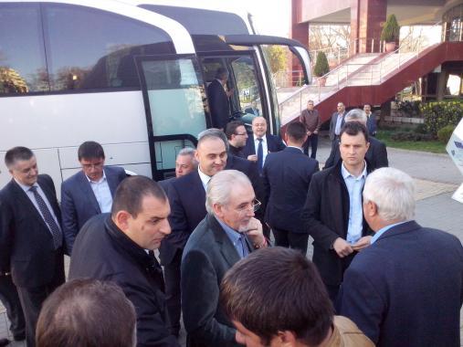 Пуснаха Местан от ареста. Повдигнаха и обвинение срещу него за катастрофата