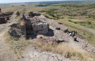 Безценна находка от слонова кост е открита в крепостта Русокастрон