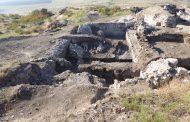 Открито е водохранилището на замъка на крепостта Русокастро