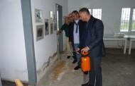 Реформаторите помагат Графичната база да се справи с щетите от наводненията
