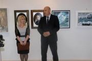 "18 поморийски художници подредиха цветна експозиция ""Гергьовден"""