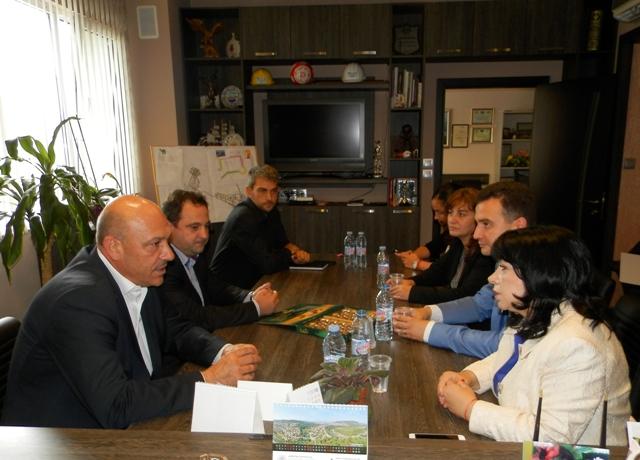 Министър Теменужка Петкова посети МБАЛ Поморие