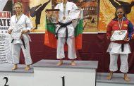 Бургазлийка спечели златен медал на Световното по шотокан