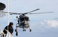 """Фрегата """"Дръзки"""" продължава участието си в учение на НАТО /галерия/"""