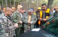От над 1500 ловци, само 9 нарушители