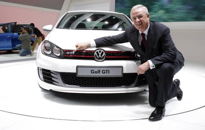 Главният изпълнителен директор на Volkswagen подаде оставка