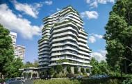 """Започна строежът на най-модерната """" зелена """" жилищна сграда в Бургас"""