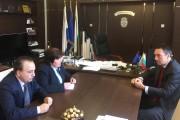 Министър Балтова се срещна с кмета Димитър Николов