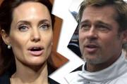 Анджелина Джоли и Брад Пит се развеждат