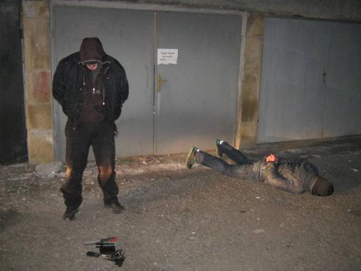 Задържаха 20- годишен за блудствени действия с малко момиче в бургаски квартал