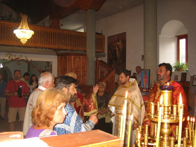 Християните отбелязват Благовещение