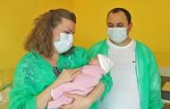 Вижте малката Екатерина, която се роди само 600 гр. (видео)